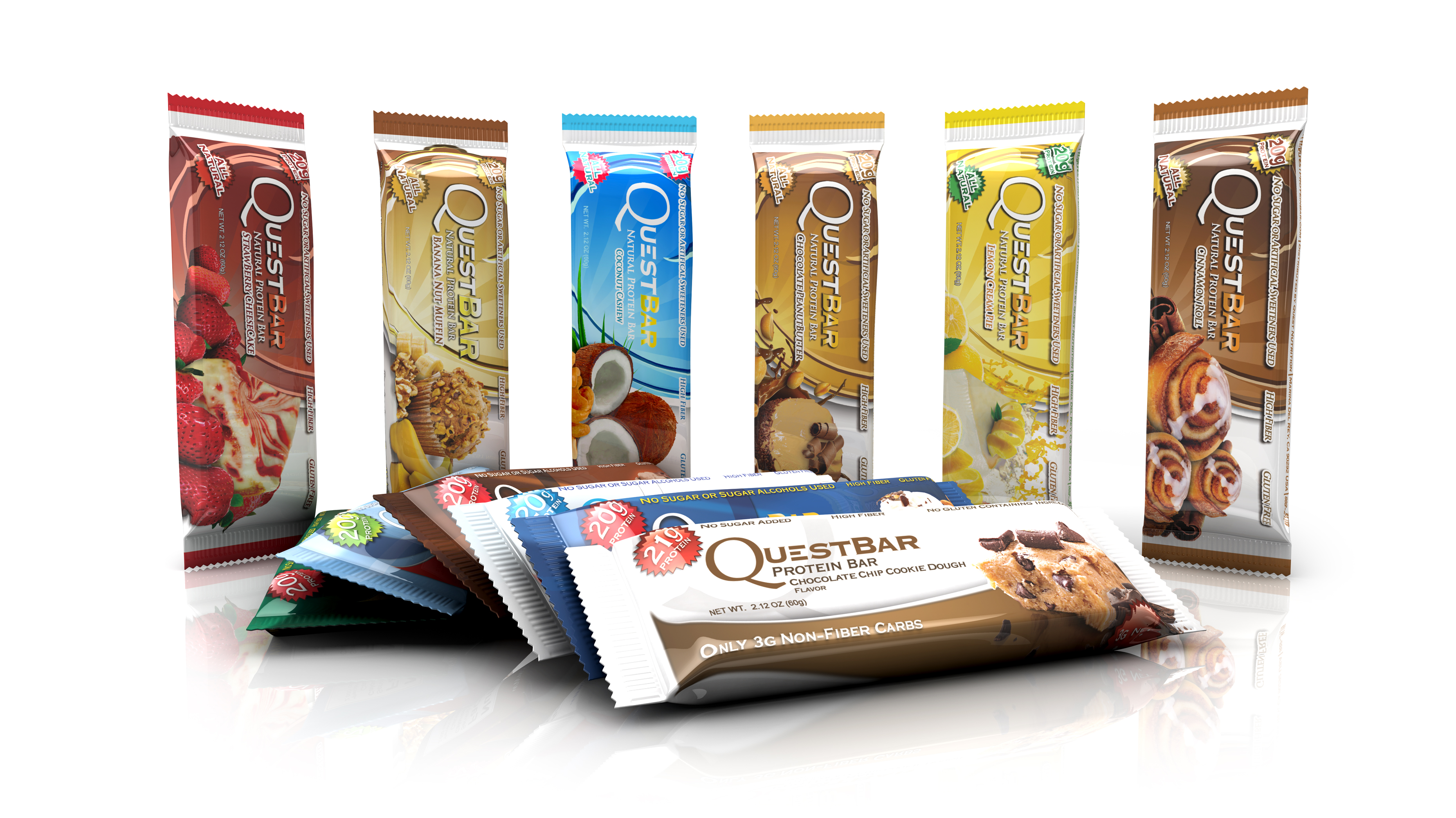 Quest nutrition protein bars giveaway closed for Muscle food quest bar